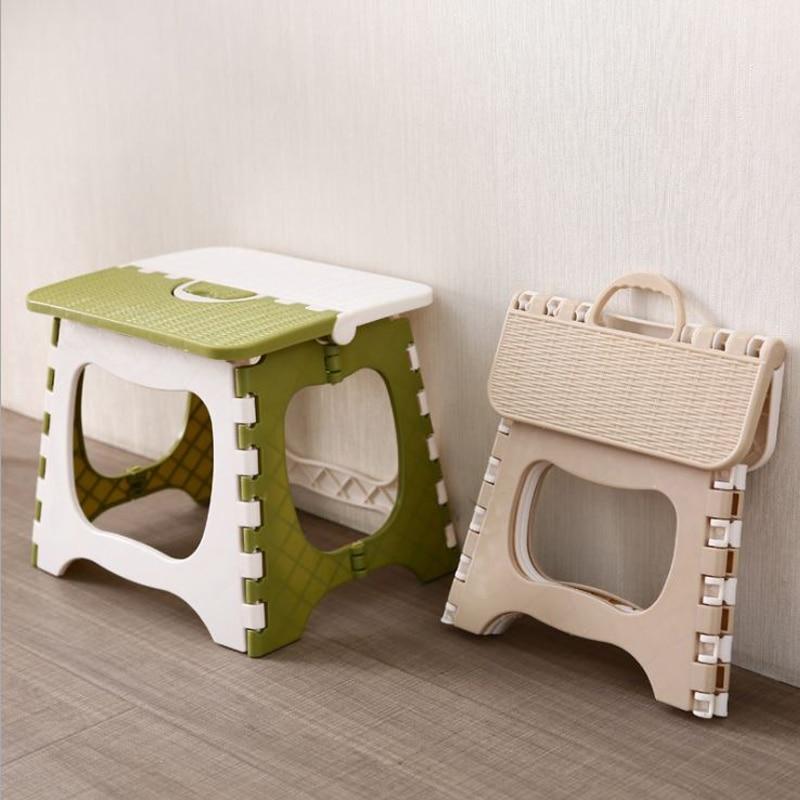 Складное складывание стула, Складное Сиденье, складное, пластиковое, складное, плотное, переносное, детские стулья, модный, толстый