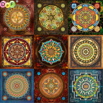 DIY diamond painting totem round/square 5D diamond mosaic painting cross stitch embroidery rhinestone painting image