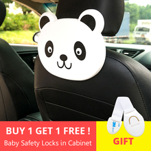 купить Child Car Seat Table Car Seat Tray Storage Kids Toy Food Water Holder Children Portable Table For Car Baby Food Desk ABS дешево