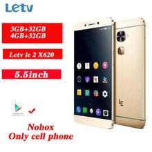 Letv – smartphone LeEco Le 2 X620 S3 4G LTE, téléphone portable, 3 go + 32 go, 1920x1080, caméra 16 mp, lecteur d'empreinte digitale, PK X620