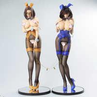 41cm Native Non Virgin miękki kostium króliczka Sexy girls figurka japońskie anime PVC dorosłe figurki zabawki s figurki anime Toy
