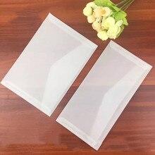 Paper Envelopes Parchment Sulphuric-Acid-Paper Business Invatation Semitransparent Retro
