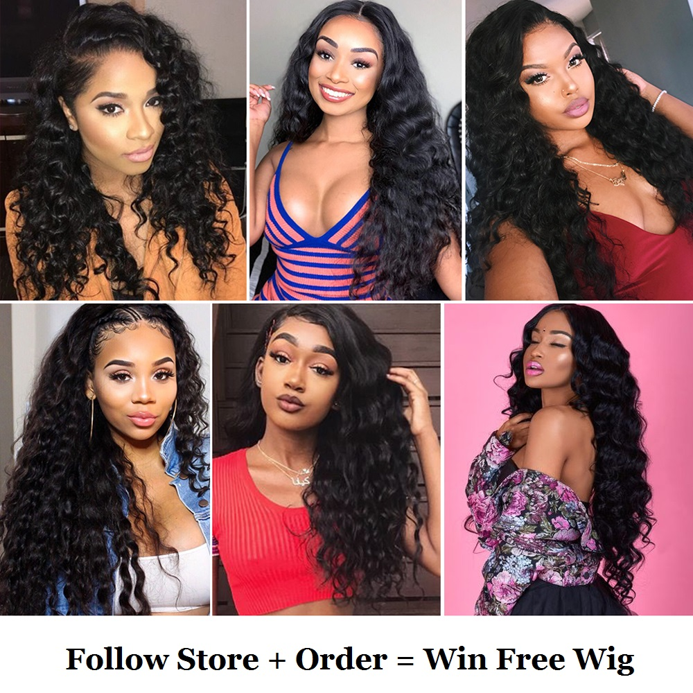 BEAUDIVA Mongolian Loose Curly Hair Bundles  s Nature Color Buy 1/3/4 Bundles Thick Loose Curly Bundles 4