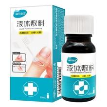 1 Bottle 10ml Waterproof Liquid Band Liquid Bandage Wounds Healing Gel Liquid Disinfecting Patch Hemostasis Plaster Skin Care