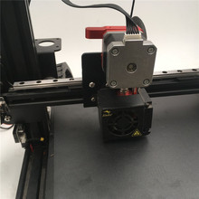 Creality CR-10S S4 S5 Ender 3 drukarka 3D oś X zestaw do modernizacji szyny liniowej aluminiowa szyna liniowa mod do Creality Ender 3 CR-10 tanie tanio Funssor CN (pochodzenie) Mechaniczne Zestaw Części Sprzętu Hardware Parts Machine Parts Creality Ender 3 Pro CR-10 S4 S5