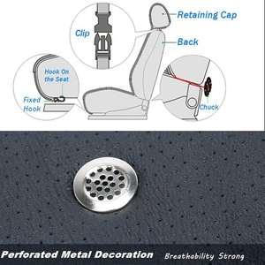 Image 5 - Capa universal de assento de carro 3 em 1, para automóveis com refrigeração, aquecimento e massagem capas de assento