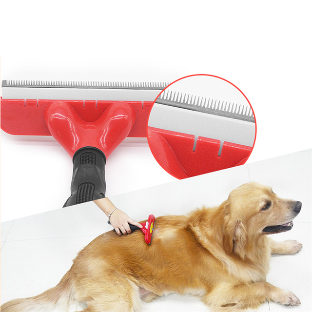 Pet Hair Removal Comb/Brush For Cat & Dogs 4