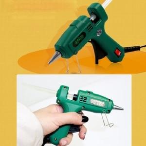 Image 4 - LAOA 25W/100W Hot Melt Glue Gun with Free Sticks