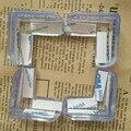 1/4 шт.; Лидер продаж; Мебель край углозащитные Детская безопасность L Форма Прозрачная защитная крышка стола уголки для детей