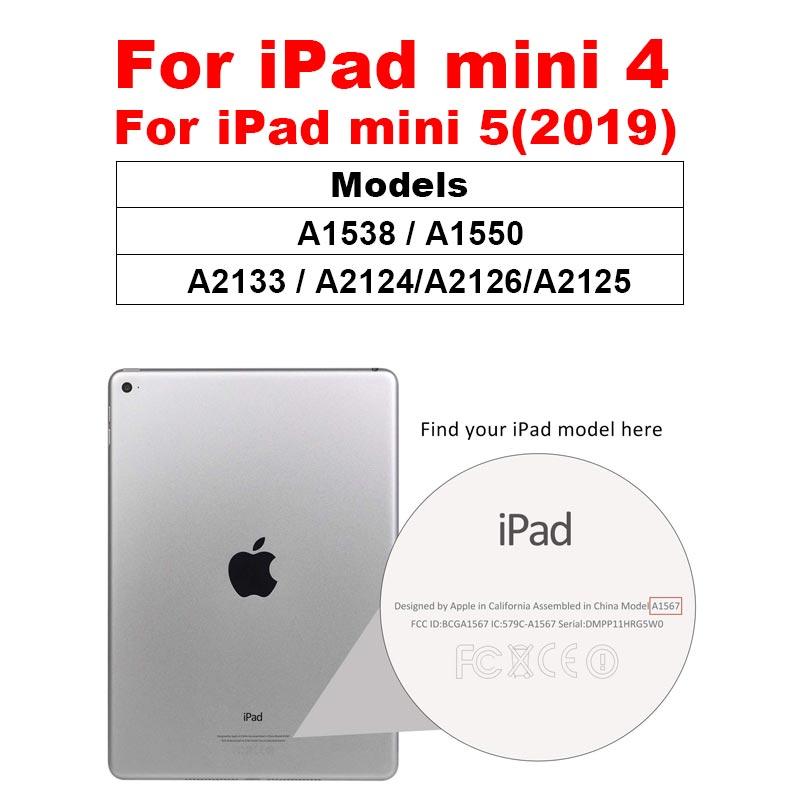 6D защита экрана с закругленными краями для iPad Pro 11 10,5 закаленное стекло на iPad 10,2 9,7 Air 1 2 3 mini 4 5 - Цвет: For iPad mini 4 5