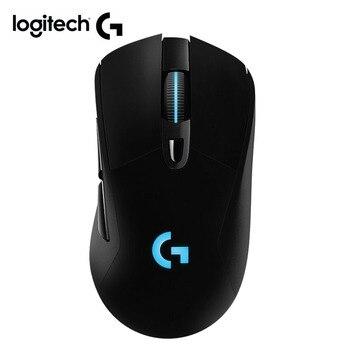 Logitech New Listing G703 HERO LIGHTSPEED wireless gaming mouse 16000 DPI hero sensor for pc gaming mouse gamer