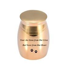 Vous êtes partie de notre vie mais jamais de notre cœur, Mini-urinière pour chiens, chats, petits animaux de compagnie