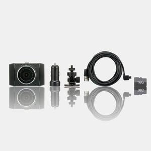 Image 5 - YI Ultra Dash Camera With 16G Card 2.7K Resolution A17 A7 Dual Core Chip Voice Control light sensor 2.7 inch Widescreen