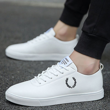 Men Shoes Spring Autumn Casual imitation leather Flat