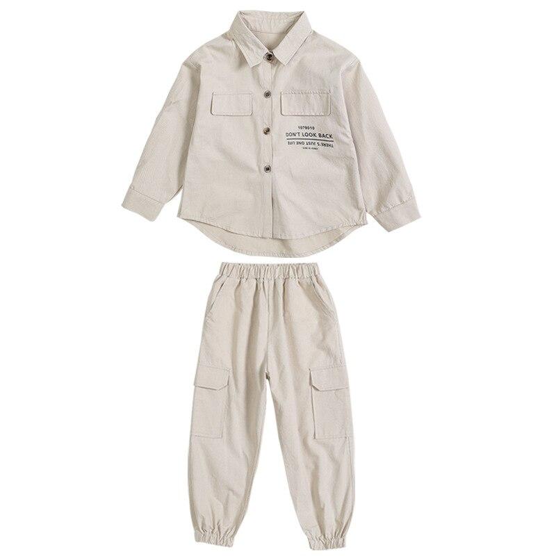 Children's Clothing Girls' Suit Autumn New 2021 Little Girl D10.15 4