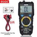 Multimètre numérique BSIDE ADM08A valeur RMS réelle multimètre de fréquence de capacité cc/AC testeurs multitesteur d'instrumentation