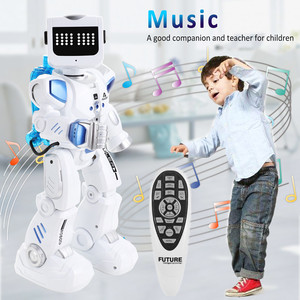 Intelligent Alpha Robot Toy Hy