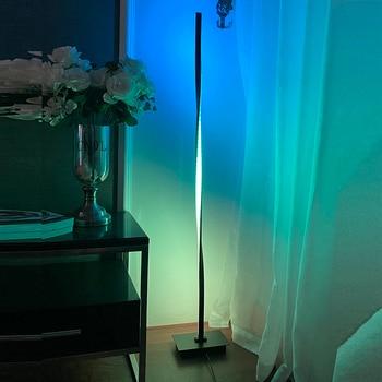 Modern LED Floor Lamps Lighting