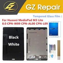 Для Huawei MediaPad M3 Lite 8 CPN-W09 CPN-AL00 CPN-L09 / M3 Lite 10 BAH-AL00 ЖК-дисплей с сенсорным дигитайзером с наборы