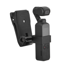 Backpack/Bag Clamp Clip for DJI Osmo Pocket Gimbal Fixed Adapter Mount for Osmo Pocket Action Camera Backpack Holder Accessories