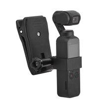 Rugzak/Tas Klem Voor Dji Osmo Pocket Gimbal Vaste Adapter Mount Voor Osmo Pocket Action Camera Rugzak Houder accessoires