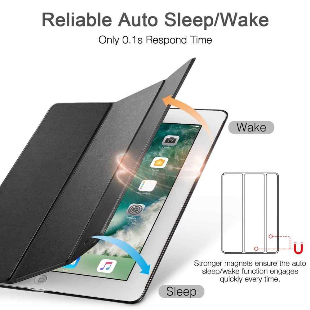 """Чехол ESR для iPad 9,7 2019, чехол Yippee, цветной, ультратонкий, светильник, вес из искусственной кожи, чехол на заднюю панель для iPad 2019 6th Gen 9,7"""""""