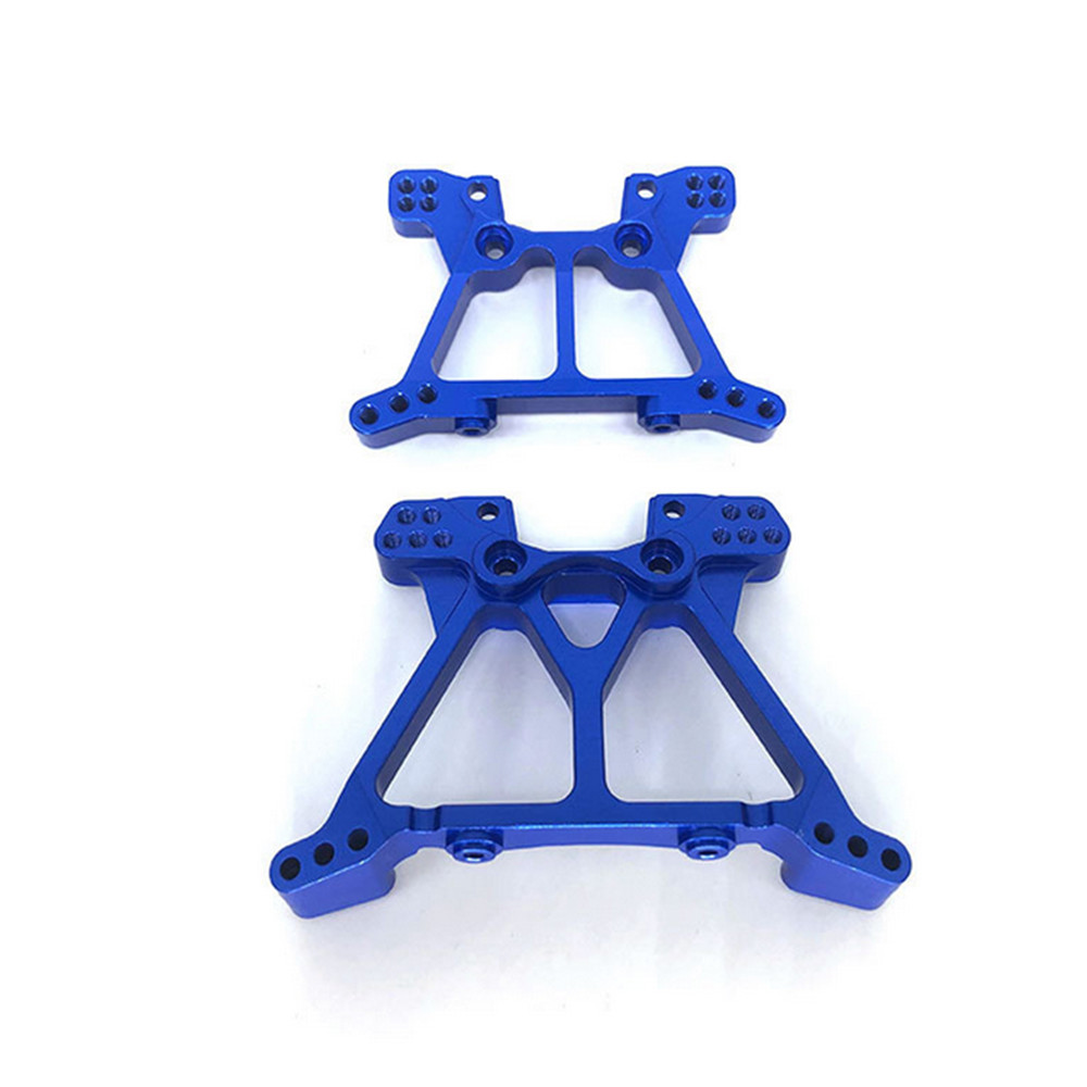 Metal Front Rear Shock Absorbers for Stampede VXL 4x4 Shock Towers for 1/10 Slash 4x4 4WD RC Car Upgrade Parts