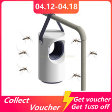 For Xiaomi Smart Home Mosquito Repellent Automatic Photocatalyst Mosquito Killer Low Mute Blue Mosquito Mosquito Lamp