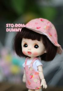 Image 4 - Pre sale  December  Sto dolls EGG  DUMMY   customization 1/8 BJD dolls OB doll  DIY Ob 11 doll  head