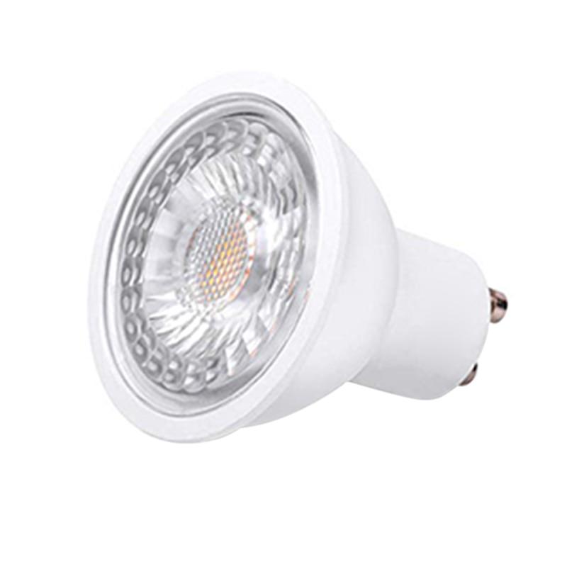 LED Bulb GU10 Dimmable GU5.3 Lamp 220V 110V Spot Lamp COB Bulbs 4pcs/pack