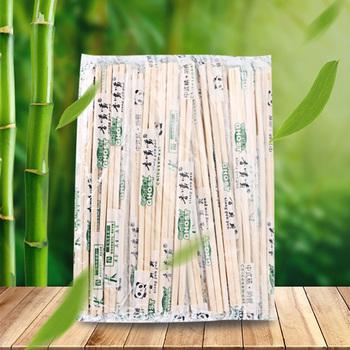 10 par chińskich jednorazowych pałeczek z drewna bambusowego restauracja pojedynczy pakiet pałeczki do jedzenia Hashi Sushi Food Stick zastawa stołowa tanie i dobre opinie CN (pochodzenie)
