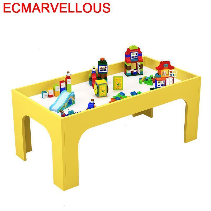Tavolino Bambini Escritorio Chair And Cocuk Masasi Kids Game Kindergarten Bureau Mesa Infantil Kinder Enfant Children Table