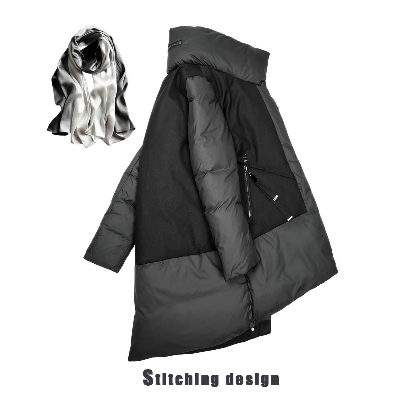 Новинка 2019, модное зимнее женское пальто, куртка с капюшоном и зимние парки для женщин, Высококачественная куртка с шапками, модное женское пальто