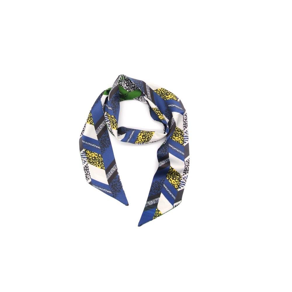 """34/"""" Women Skinny Scarf Hair Scarf Handbag Scarf Purse handle Scarf Purse Wrap"""