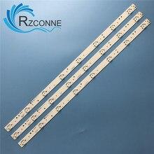 LED Backlight strip 8 Lamp for32e36 32_3X8 32E350E 32E320W  SHARP 32INCH WS V2.0 PITCH 80MM 32E310C LED32C45RQD dl3271(B) W