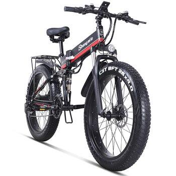 цена на Electric bike  1000W  ebike 2019 New Electric  Mountain Bike olding electric bike bike eletrica electric car electric bike 48v