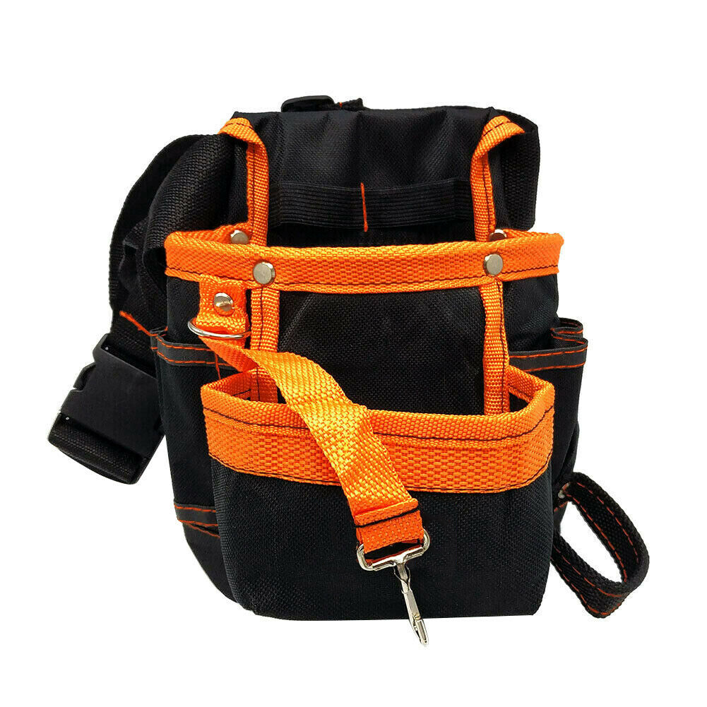 Repairing Storage Screw Portable Wear Resistant Pencil Oxford Fabric Electrician Belt Large Capacity Tools Durable Pouch
