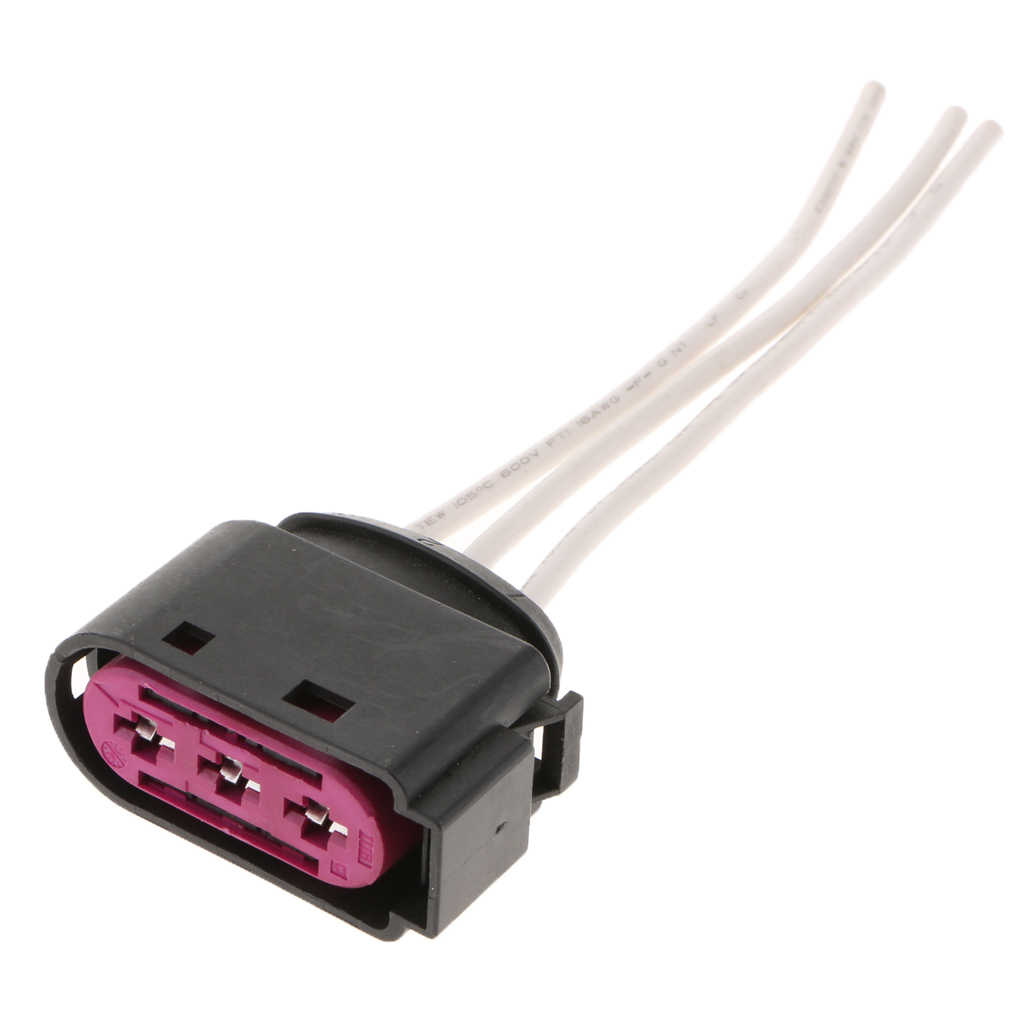 3 Pin Путь Водонепроницаемый Электрический провод штифт предохранителей разъем для пораженный авто