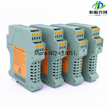 Signal isolation transmitter Current, voltage Multiple input, multiple output 4-20MA, 0-5V, 0-10V - sale item Measurement & Analysis Instruments