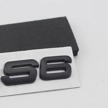 Наклейка на багажник для Audi A4L A6L A5 A7, S3, S4, S5, S6, S7, S8, RS3, RS4, RS5, RS6, RS8
