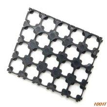 18650 батарея 4x5 Теплоизоляционный радиатор изолированный пластиковый