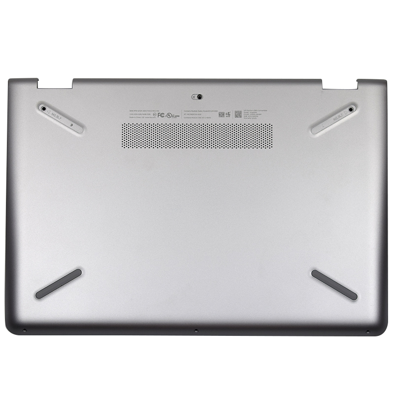 "New for hp pavilion x360 14-ba Silver 14/"" LCD Back Cover Lid 924269-001"