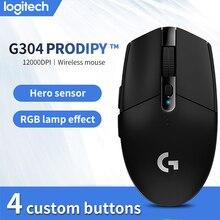 Logitech G304 G305 computer gaming 2,4G drahtlose maus ergonomische maus HERO Motor 12000DPI Für LOL PUBG Fortnite Overwatch CSGO