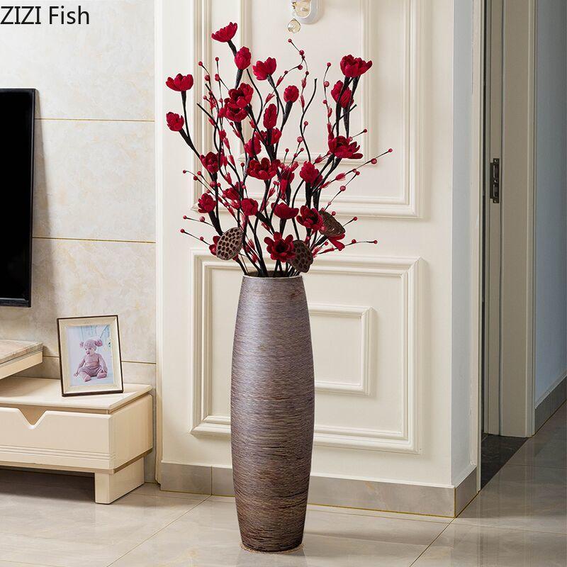 Clic Ceramics Vases Large Floor Vase