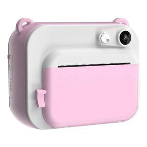 Image 3 - RISE DIY Digital Instant Print Camera Full Color Prints Kind Camera Voor Kinderen Baby Geschenken Roze
