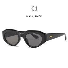 2021New Stijl Kleine Frame Fashion Zonnebril Europese En Amerikaanse Ins Stijl Zonnebril Vrouwen Grensoverschrijdende Trend Zonnebril