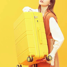 Trolley Case Luggage-Bag Spinner-Wheels Cabin Fashion 20''carry NEW Women