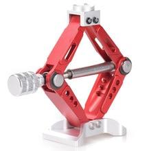 RC Car 1:10 Scale Adjustable Metal Scissor Jack Tool for RC Crawler Axial SCX10 Traxxas TRX4 Tamiya CC01 D90