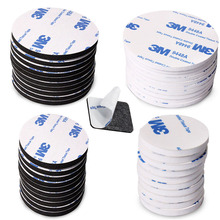Mounting-Tape Strong-Pad Acrylic Double-Sided-Adhesive Black Two-Sides 3M 10-100pcs Multiple-Size