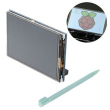 3.5″ LCD Touchpad Screen Module 320 x 480 RGB TFT Colorful Display Board Through Hole for Raspberry Pi